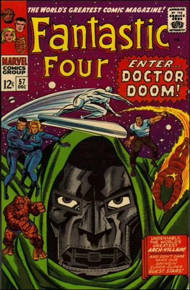Fantastic Four (1961) 57-A by Marvel