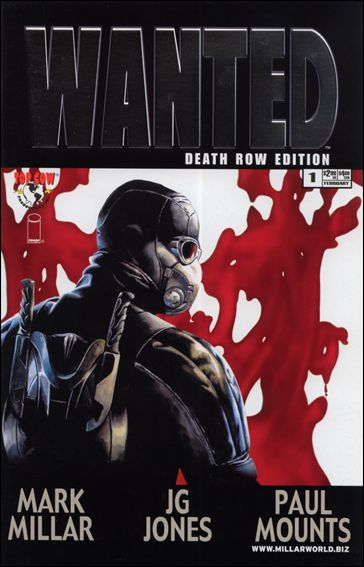 Wanted (2003) 1-L by Top Cow
