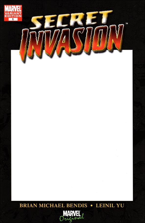 Secret Invasion 1-C by Marvel