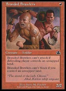 Magic the Gathering: Prophecy (Base Set)84-A by Wizards of the Coast