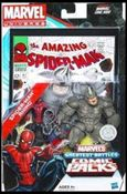 Marvel Universe: Marvel's Greatest Battles (Comic-Packs) Spider-Man and Rhino