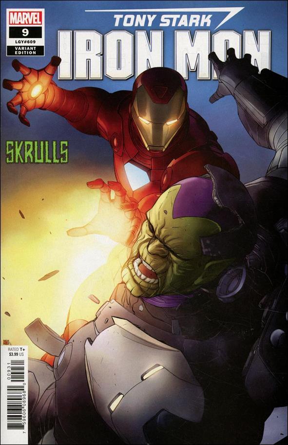 Tony Stark: Iron Man 9-B by Marvel