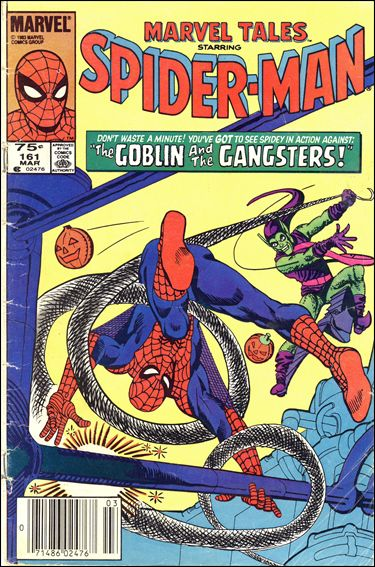 Marvel Tales (1966) 161-B by Marvel