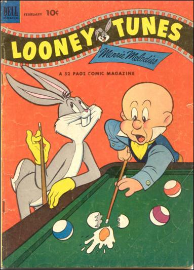 Looney Tunes and Merrie Melodies 136-A by Dell
