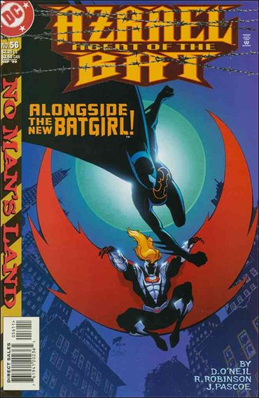 Azrael (1995) 56-A by DC