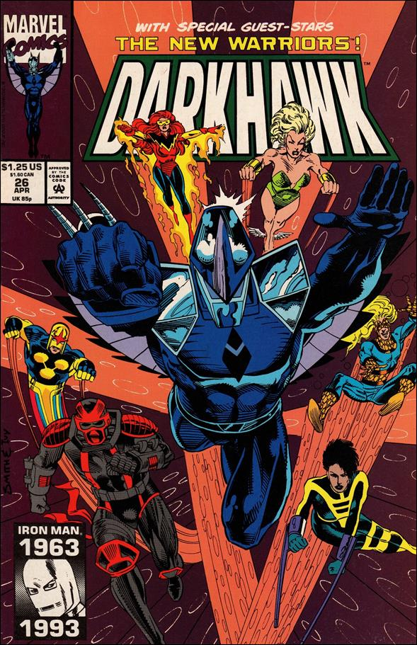 Darkhawk 26-A by Marvel