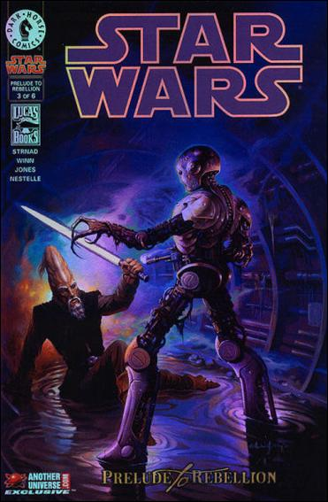 Star Wars/Star Wars Republic 3-B by Dark Horse
