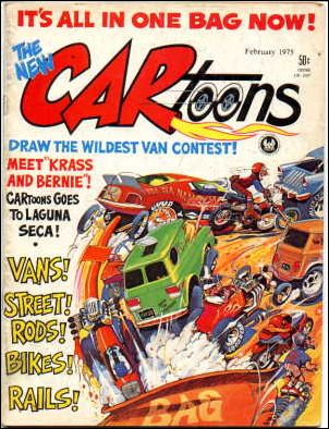 CARtoons (1961) 80-A by Petersen