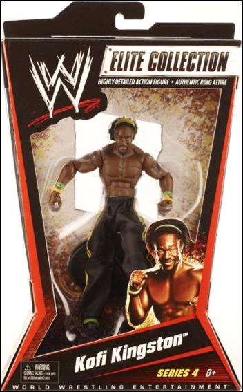 WWE: Elite Collection (Series 04) Kofi Kingston by Mattel