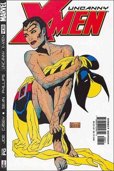 Uncanny X-Men (1981) 408-A by Marvel