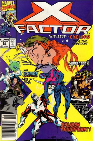 X-Factor (1986) 53-A