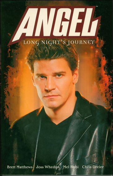 Angel: Long Nights Journey nn-A by Dark Horse