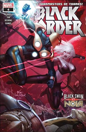 Black Order 4-A