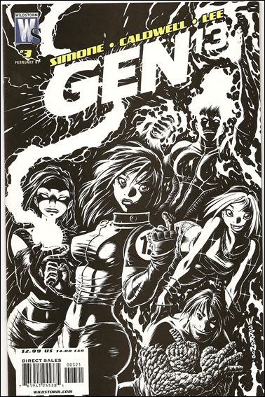 Gen13 (2006) 3-B by WildStorm