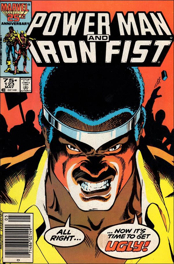 Power Man and Iron Fist (1978) 123-A by Marvel