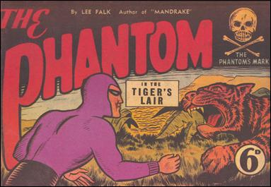 Phantom (1948) 2-B by Frew