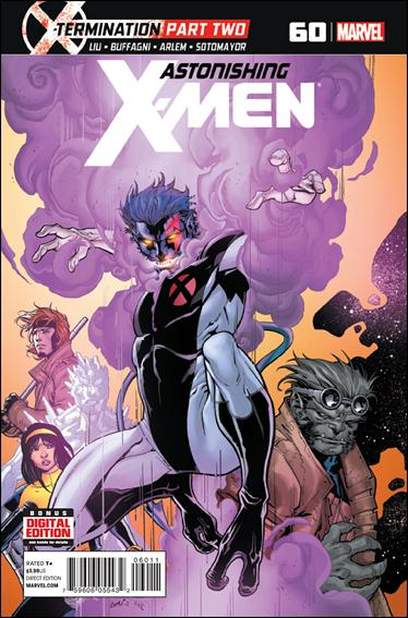 Astonishing X-Men (2004) 60-A by Marvel