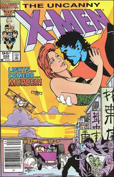 Uncanny X-Men (1981) 204-B by Marvel