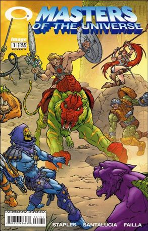 Masters of the Universe (2002) 1-A
