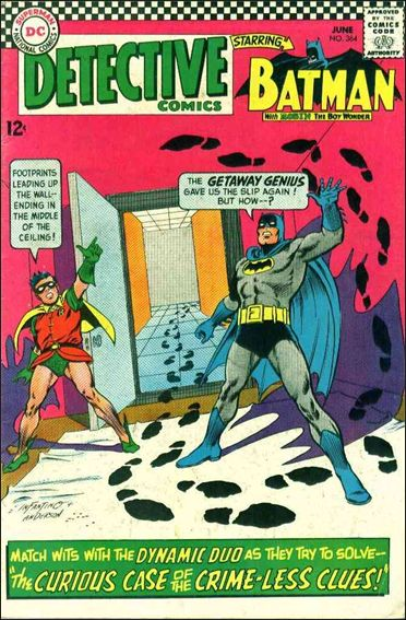 Detective Comics (1937) 364-A by DC
