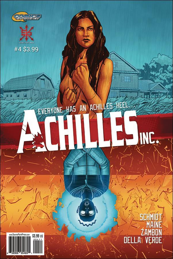 Achilles Inc. 4-A by Source Point Press
