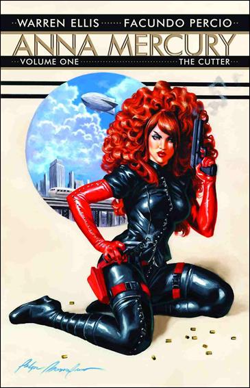 Anna Mercury 1-A by Avatar Press