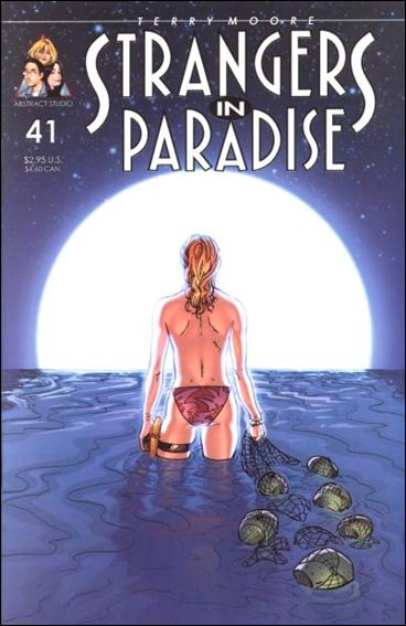 Terry Moore's Strangers in Paradise 41-A by Abstract Studio