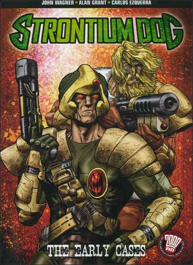 Strontium Dog 1-A by DC