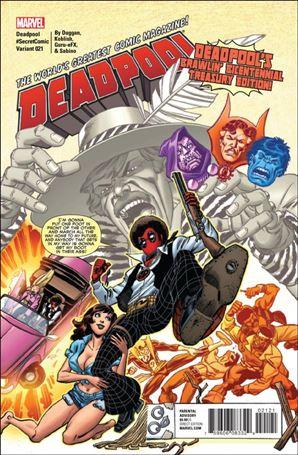 Deadpool (2016) 21-B