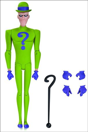 Batman Animated The Riddler (NBA) (Loose)