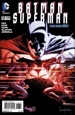 Batman/Superman 17-E