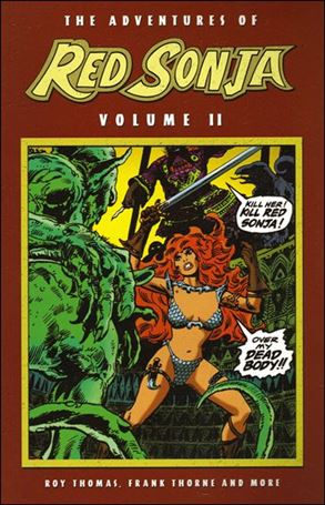 Adventures of Red Sonja 2-A