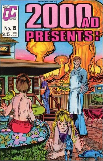 2000 A.D. Presents 19-A by Quality Comics