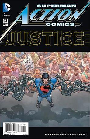Action Comics (2011) 42-A