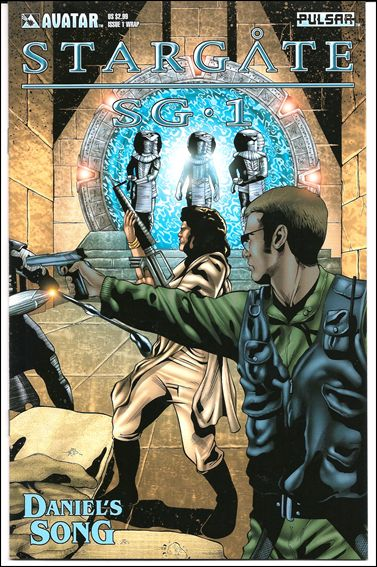 Stargate SG-1: Daniels Song 1-D by Avatar Press