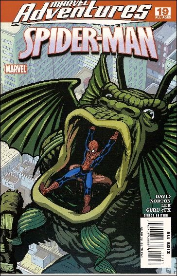 Marvel Adventures Spider-Man (2005) 19-A by Marvel