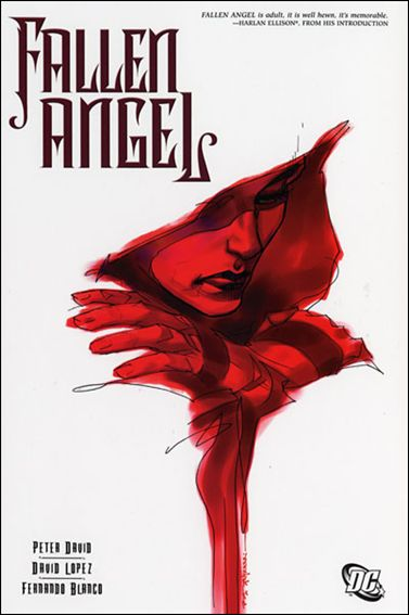 Fallen Angel (2004) 1-A by DC