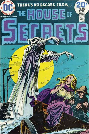 House of Secrets (1956) 116-A by DC