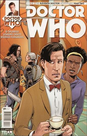 Doctor Who: The Eleventh Doctor Year Two 9-C