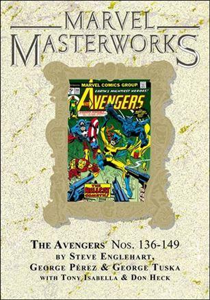Marvel Masterworks: The Avengers 15-B