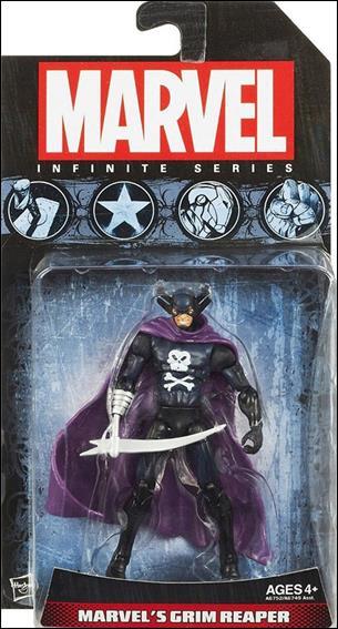 Marvel Infinite Series Marvel's Grim Reaper