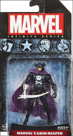 Marvel Infinite Series Marvel's Grim Reaper