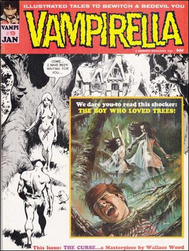 Vampirella 9-A by Warren
