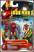 Iron Man 2 Iron Man - Mark VI w/Power Up Glow (Movie Series)
