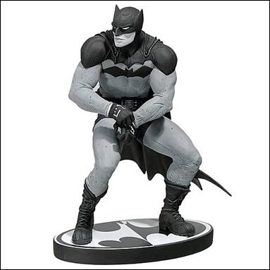 Batman: Black and White  Batman (Designed by Paul Pope) 1/4000 by DC Direct