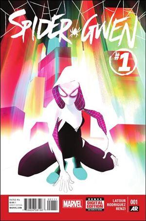 Spider-Gwen 1-A