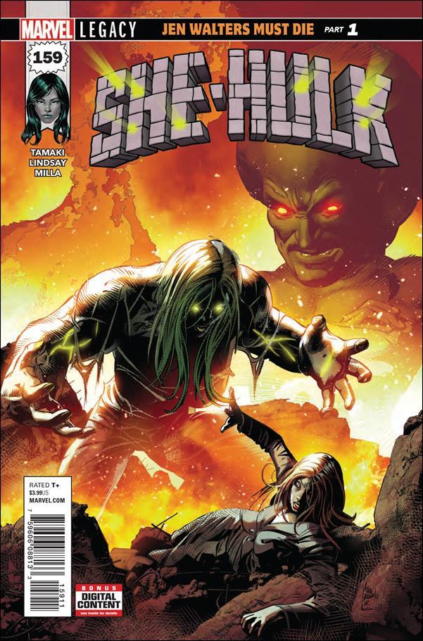 She-Hulk (2018) 159-A by Marvel