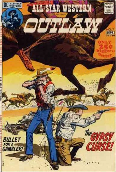 All-Star Western (1970) 7-A by DC