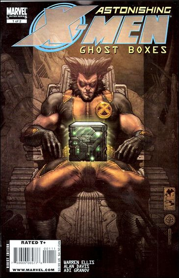 Astonishing X-Men: Ghost Boxes 1-A by Marvel