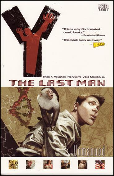 Y: The Last Man 1-D by Vertigo